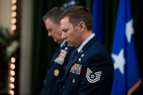 Special Warfare Airman receives Silver, Bronze Stars for heroism in Afghanistan