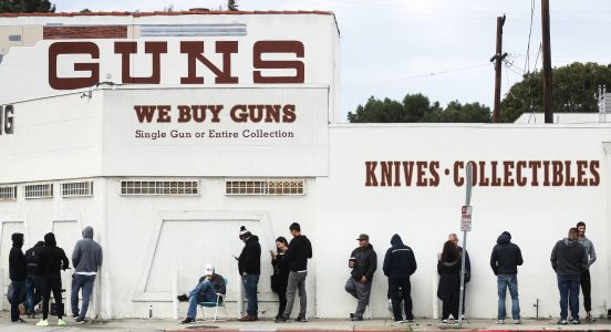 Murphy: New Jersey gun stores will be allowed to reopen