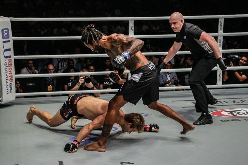 ONE Championship 96 video highlights: Beauty and brutality in Singapore
