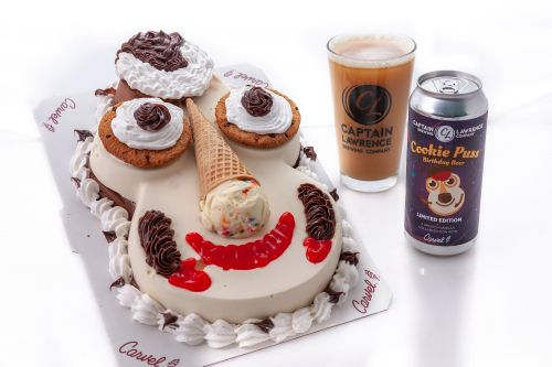 Move over Fudgie the Beer, Cookie Puss is Carvel's new brew