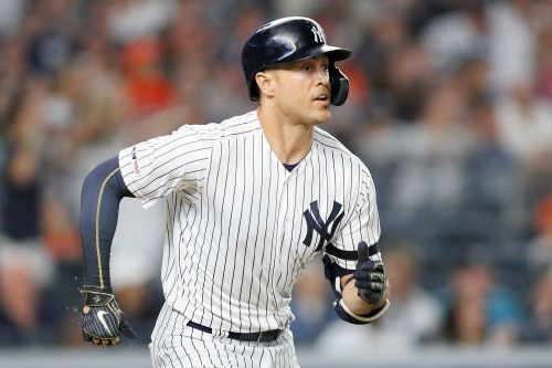 Giancarlo Stanton makes his return to Yankees' lineup