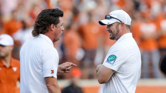 What channel is Texas vs. Oklahoma State on today? Time, TV schedule for huge Big 12 game