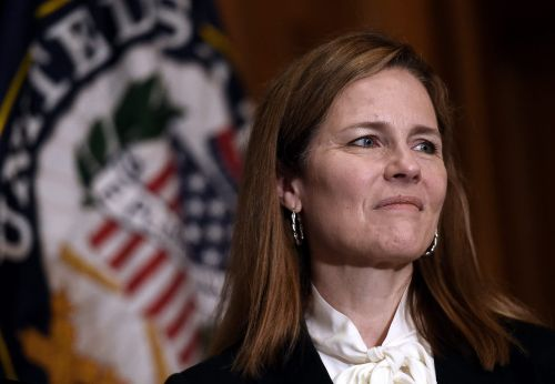 Amy Coney Barrett signed an advertisement by an anti-abortion group that supports criminalizing doctors who perform the procedure, new report says
