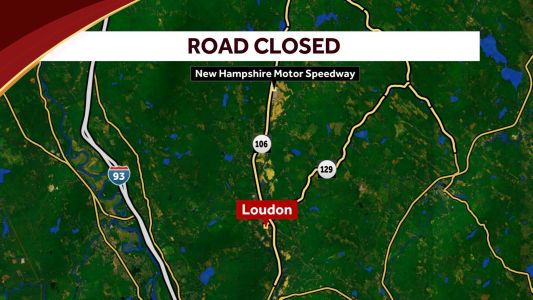 Route 106 in Loudon closed as police investigate crash