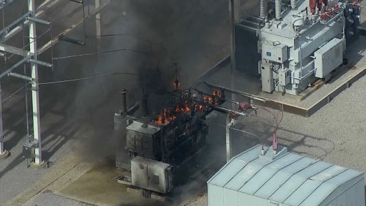 Substation fire knocks out power for nearly 5,000 LG&E customers