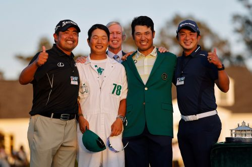 How Bob Turner helped Hideki Matsuyama become historic Masters champion