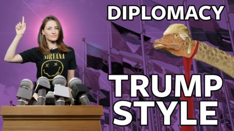 ICYMI: Europe left ravaged by DiploDon - the truth and lies of Trump's diplomacy