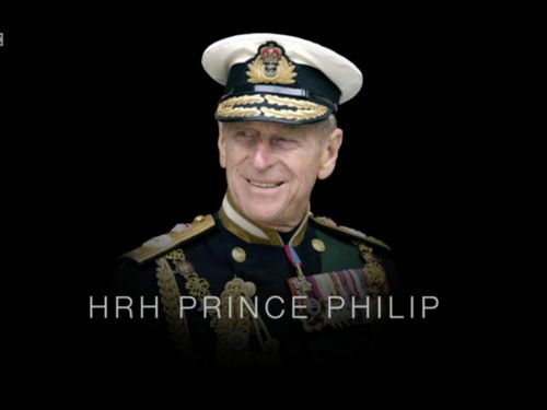 The BBC was accused of broadcasting too much TV coverage of Prince Philip's death so it set up a complaints page for annoyed viewers