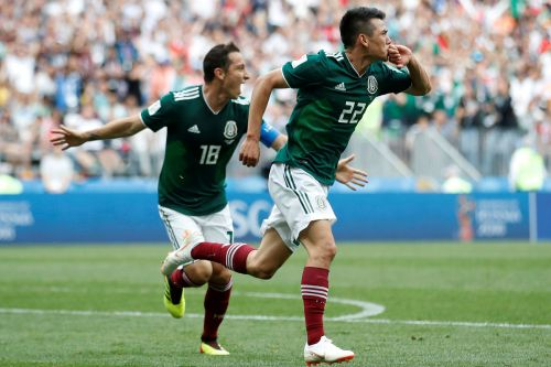 Mexico's World Cup goal shakes soccer - and the Earth