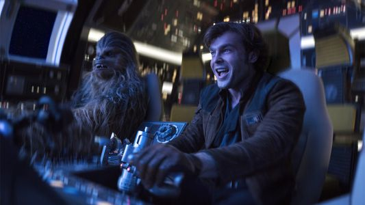Movie Review: 'Solo' gives us a 'Star Wars' heist story