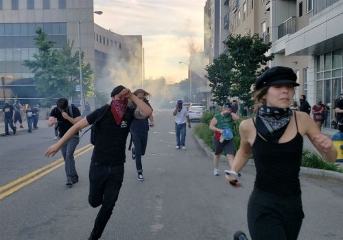 Man sues Peduto, police officials for injures in East Liberty protest