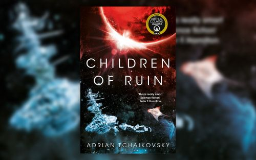 Alien Minds, Alien Tech : Q&A With Sci-Fi Author Adrian Tchaikovsky