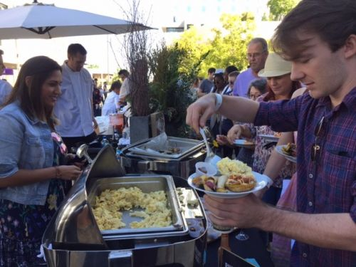 Farm to Fork brunch event brings hundreds to DOCO