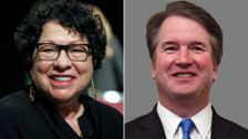 Sotomayor To Kavanaugh: Welcome To The Supreme Court 'Family'
