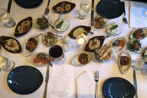 Almayass' new lounge with mezze tastings opens this week