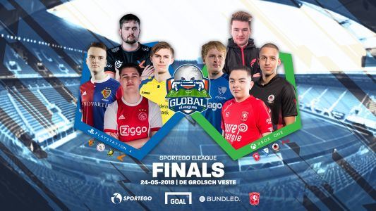 Watch the world's best FIFA players in the Sportego eLeague Finals