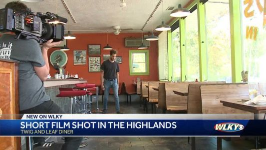 Short film shot in Highlands headed to Hollywood