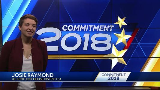 In Their Own Words: Josie Raymond - Kentucky State House District 31