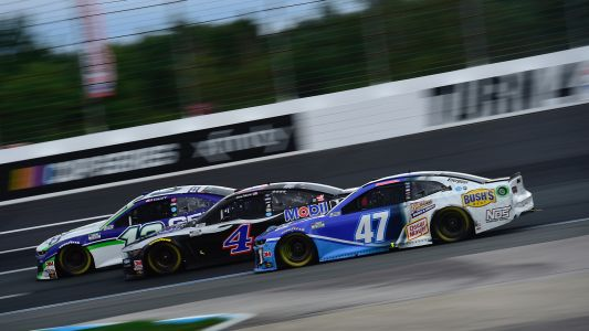 NASCAR at Michigan live race updates, results, highlights from the FireKeepers Casino 400