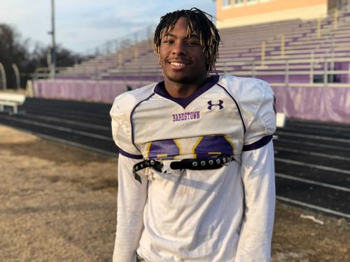 Power Performance: LaDarion Montgomery, Bardstown