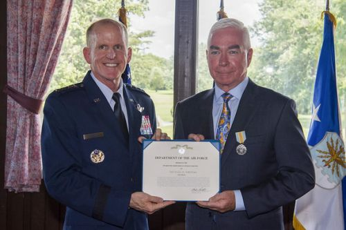 JB Andrews honors legacy of service during retirement ceremony
