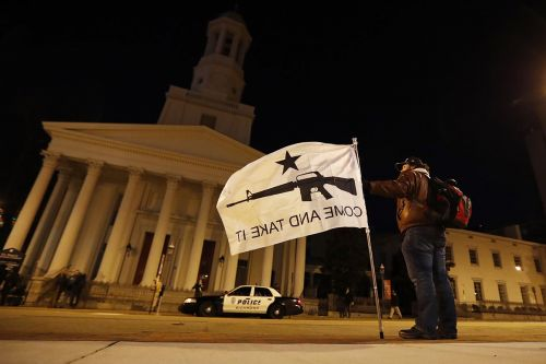 Virginia's capital braces for gun-rights rally