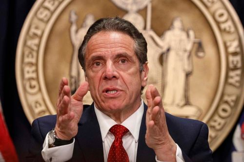 NYS official calls for criminal probe into Cuomo's use of staff on memoir