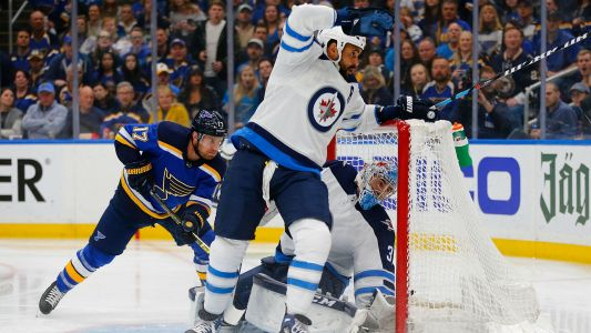 NHL playoffs 2019: Jaden Schwartz pushes Blues to next round with historic goal, hat trick