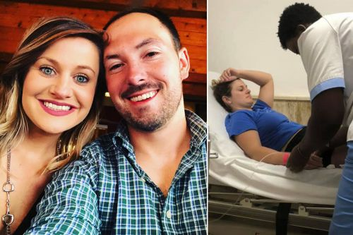 Woman spends Dominican Republic honeymoon in hospital due to mystery illness