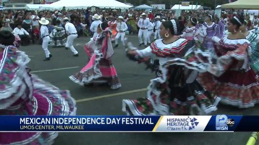 Mexican Independence Day celebrated in Milwaukee