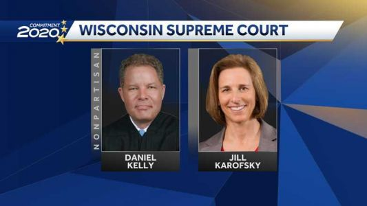 Kelly, Karofsky to square off for Wisconsin Supreme Court justice in April