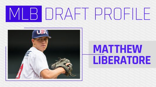 MLB Draft 2018: Matthew Liberatore is as sure a thing as a high-school pitcher can be