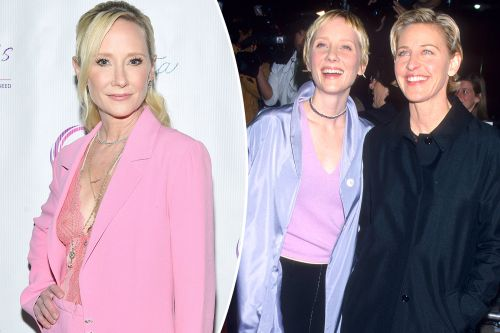 Anne Heche claims she was 'canceled' because of Ellen DeGeneres romance