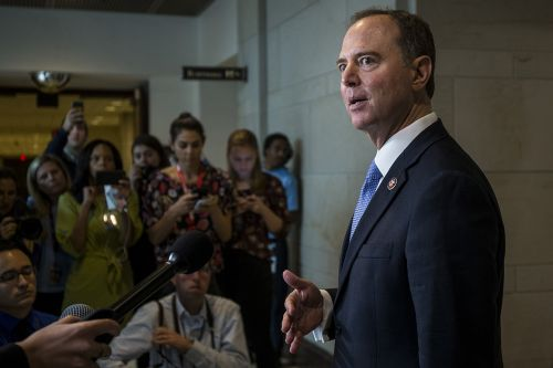 Schiff says NSA, CIA withholding Ukraine info due to White House pressure