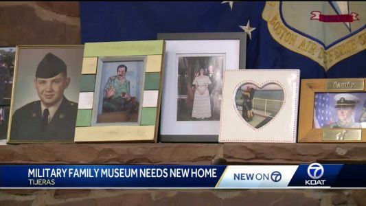 Military Family Museum needs new home