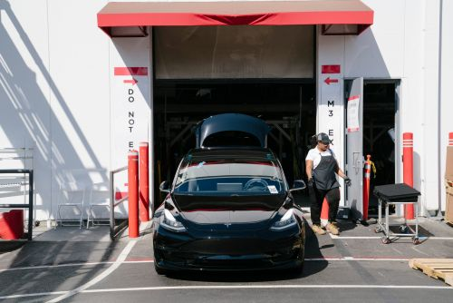 Several Tesla employees reportedly contracted the coronavirus after Elon Musk opened its factory despite shelter-in-place orders