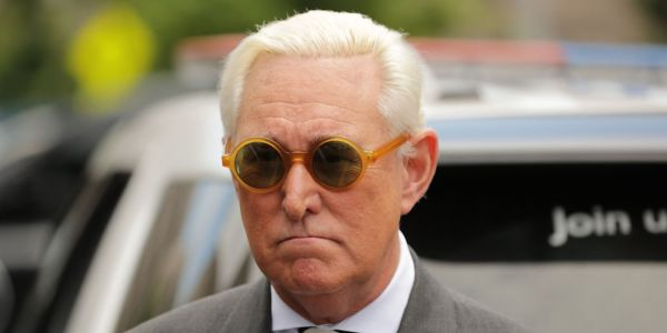 Roger Stone sentenced to 40 months in federal prison for obstruction, false statements, and witness tampering