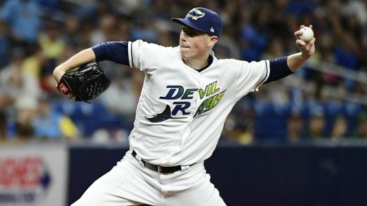 MLB wrap: Rays use 24 strikeouts vs. Tigers to keep A's at bay in AL wild-card race