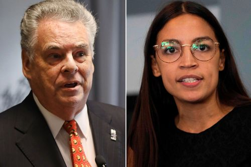 Rep. Peter King: If Ocasio-Cortez hadn't won, Amazon would still be here