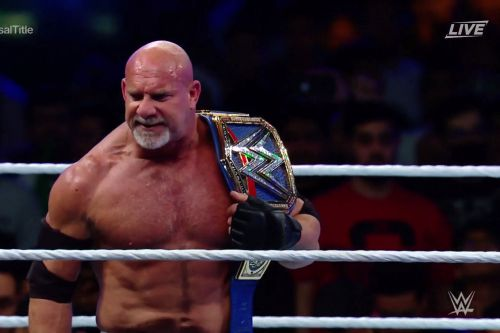 WWE crushes The Fiend at Super ShowDown with Bill Goldberg decision