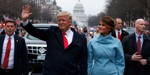 Inside the marriage of Donald and Melania Trump, who broke up once before, reportedly sleep in different bedrooms, and are weathering rumors of his affairs