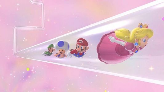 Team up and fight your friends in Super Mario 3D World + Bowser's Fury