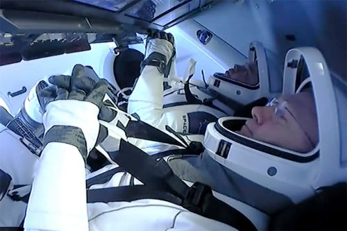 SpaceX crew returns to Earth today, set to splashdown in Gulf