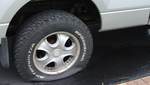 Wisconsin man killed when tire being pumped hits his head