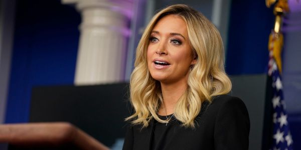 Former White House press secretary Kayleigh McEnany joins Fox News