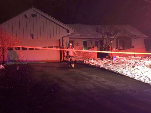 Woman found dead after fire in Lee's Summit