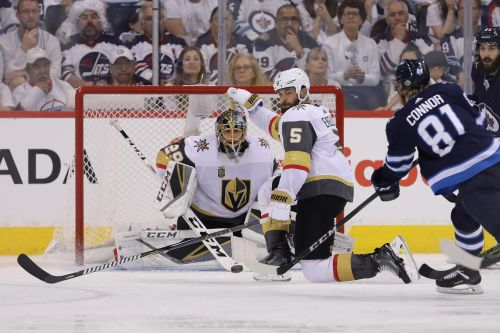 Las Vegas Golden Knights advance to Stanley Cup Final