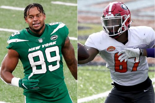 Jets' 2021 NFL Draft tight end decision may be Chris Herndon indicator