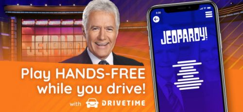 Drivetime raises $11 million for interactive audio games like Jeopardy in the car