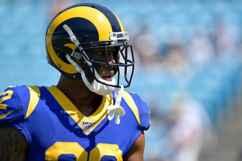 Rams surprisingly trade Marcus Peters to Ravens
